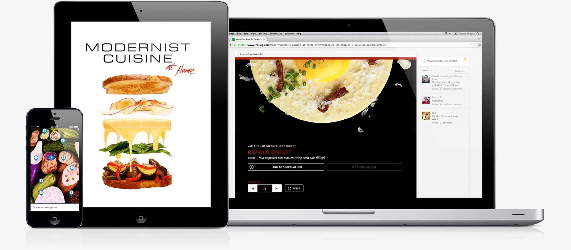 ebook cuisine